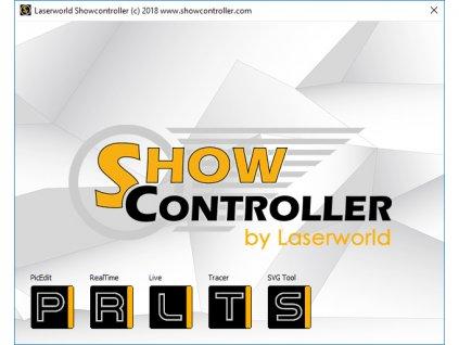 Laserworld Showcontroller PLUS Upgrade, aktualizace pro laser software