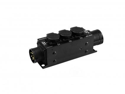 Rigport RPL-16S MK2, napájecí rozvaděč