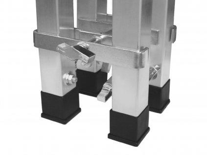 Guil TMU-08/440, svorka na pódiové nohy
