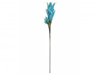 Yucca (EVA), tyrkysová, 105 cm