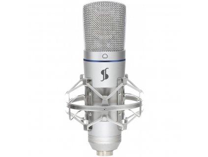 Stagg SUSM50, USB kondenzátorový mikrofon v setu
