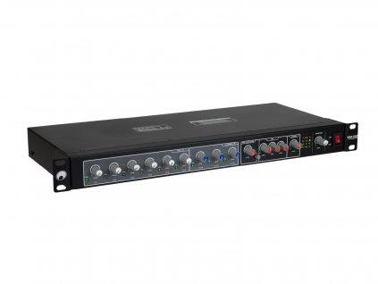 """Omnitronic EM-312, 12-kanálový 19"""" mixážní pult"""