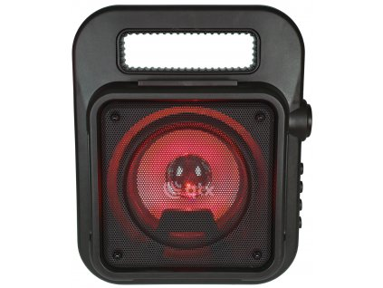 QTX Effect, přenosný Bluetooth Party reproduktor s LED
