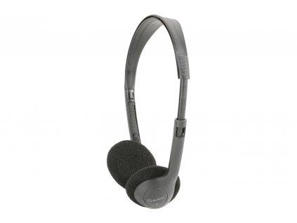 AV:link lehká stereo sluchátka