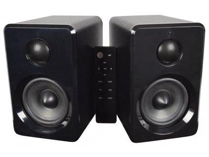 AV:link ABS35BLK, sada aktivních BT/MP3 reproduktorů s DO, černé