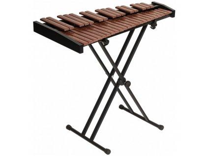 Stagg XYLO-SET 37 SYN, xylofon se stojanem a pouzdrem