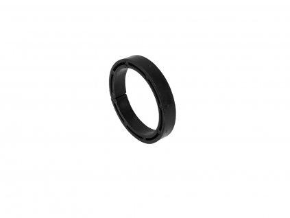 Snap ochranné kroužky pro Alutruss, 16 ks, černé