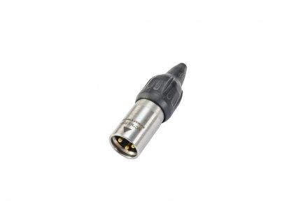 Neutrik NC3MX-TOP, XLR zástrčka na kabel, IP65