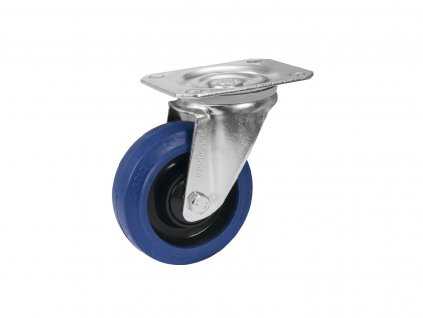 ROADINGER Otočné kolečko 100 mm, modré