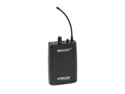 OMNITRONIC WMR-2M UHF Mono přijímač