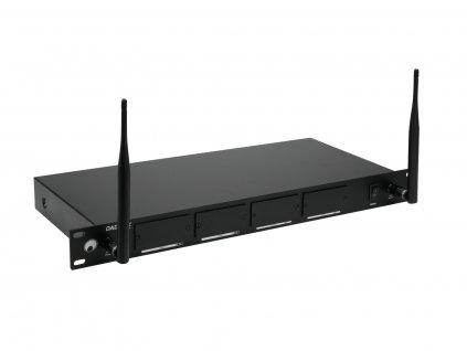 OMNITRONIC DAD-4RX 4-kanálový přijímač pro moduly MOM a DAD