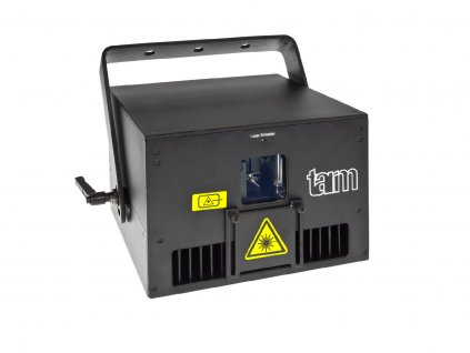 LASERWORLD tarm 2.5 FB4 RGB, plnobarevný laser, 2.7 W, ILDA