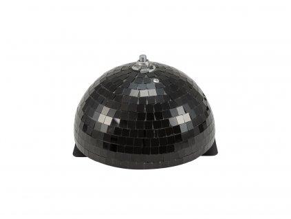 EUROLITE Motorizovaná disko polokoule, průměr 20 cm, černá