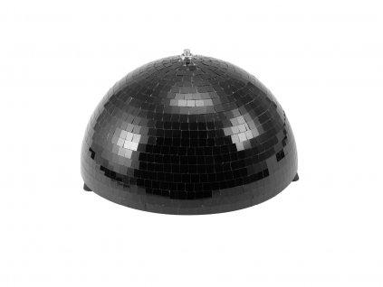EUROLITE Motorizovaná disko polokoule, průměr 30 cm, černá