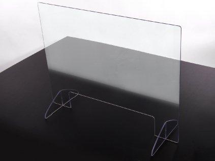 Ochranná přepážka, 1000 x 1000 mm