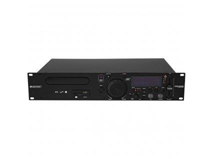 """Omnitronic XDP-1502 Přehrávač CD/MP3/SD/USB, 19"""""""