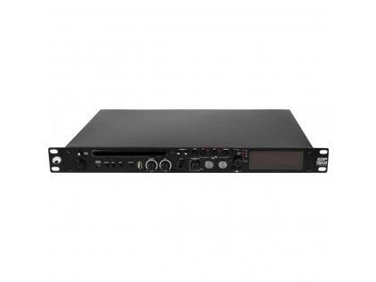 """Omnitronic XDP-1501 Přehrávač CD/MP3/USB, 19"""""""