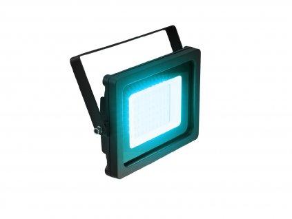 Eurolite FL-30 venkovní bodový LED reflektor tyrkysový