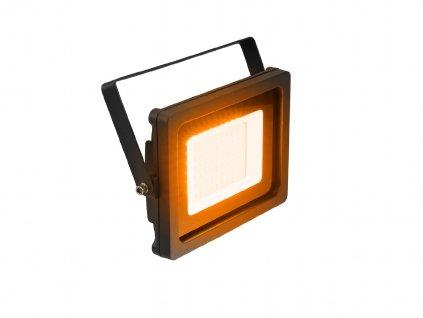 Eurolite FL-30 venkovní bodový LED reflektor oranžový