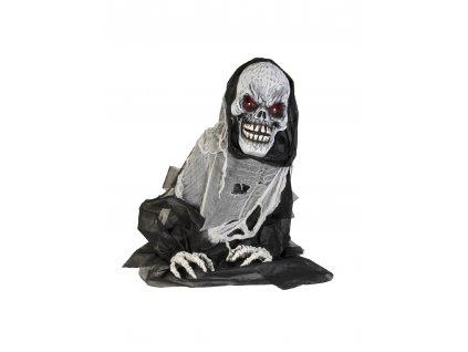 Halloween smrťák, 68 cm