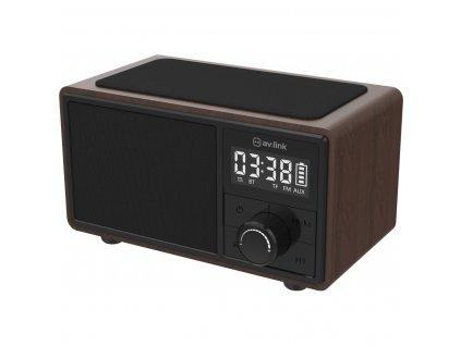 AV:Link Fusion rádio s Bluetooth a indukčním nabíjením mobilních telefonů