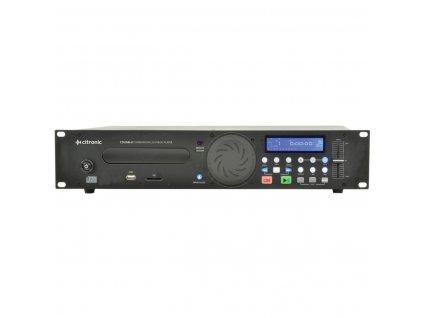 Citronic CDUSB-2 Přehrávač digitálních médií CD/USB/SD