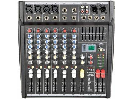 Citronic CSP-408 Výkonný mixážní pult, 2x 200 W RMS