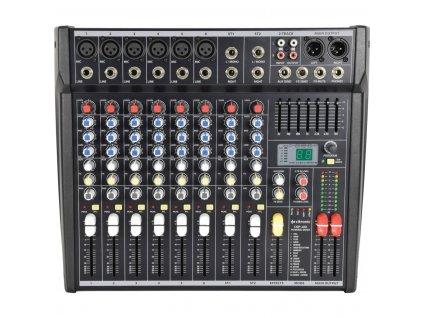 Citronic CSP-410 Výkonný mixážní pult, 2x 200 W RMS