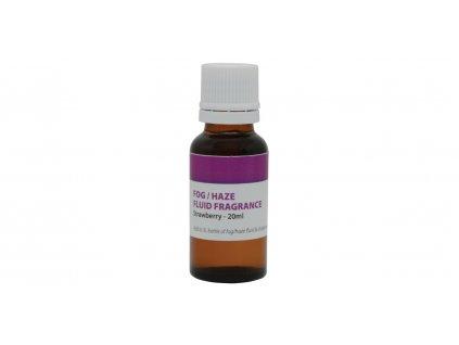 QTX Esence jahoda, 20 ml