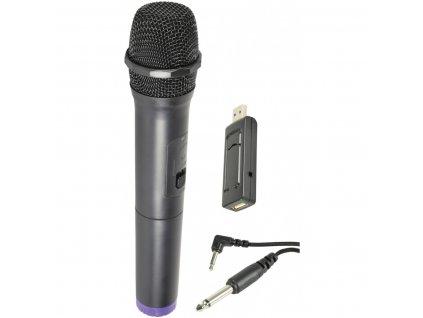 QTX U-MIC-864.8 Bezdrátový USB mikrofonní set