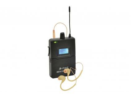 Chord IEB16 UHF přijímač pro IEM16 Monitor System, 863.1 - 864.9 MHz