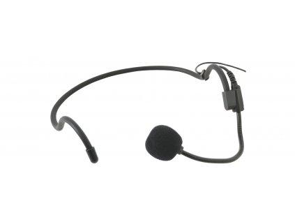 Chord HAN-35 hlavový mikrofon, černý