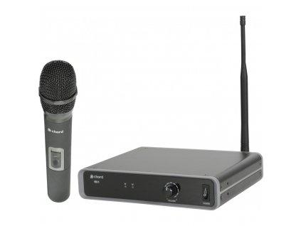 Chord NU1-H ruční UHF bezdrátový mikrofonní systém, 863.1 MHz