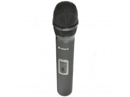 Chord NUHH ruční UHF bezdrátový mikrofon, 864.8 MHz