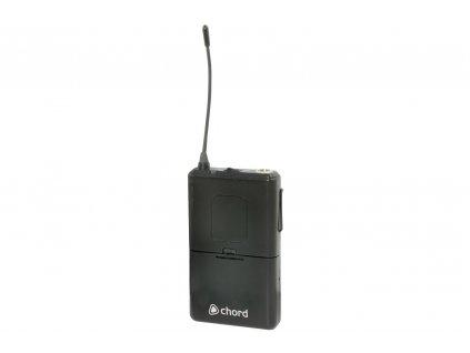Chord NUBP bezdrátový UHF kapesní vysílač, 864.8 MHz
