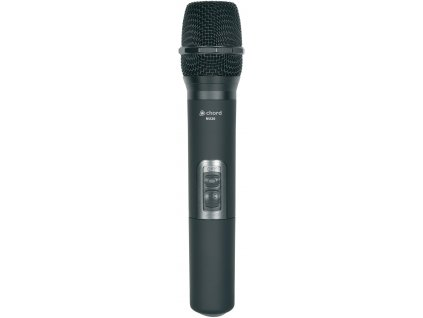 Chord NU20-HT ruční UHF mikrofon pro sérii NU-20, 863.8 MHz