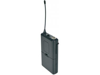 Chord NU20-BT kapesní UHF vysílač pro sérii NU-20, 863.8 MHz