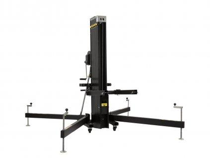 BLOCK AND BLOCK GAMMA-60 teleskopická věž, nosnost 270kg, max. výška 7,6m