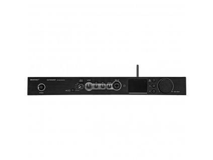 Omnitronic DJP-900NET Stereo přijímač se zesilovačem třídy D s internetovým rádiem