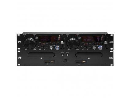 Omnitronic XDP-3002 Duální přehrávač CD/MP3