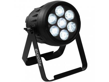Eurolite AKKU IP PAR 7 QCL bodový reflektor s WDMX