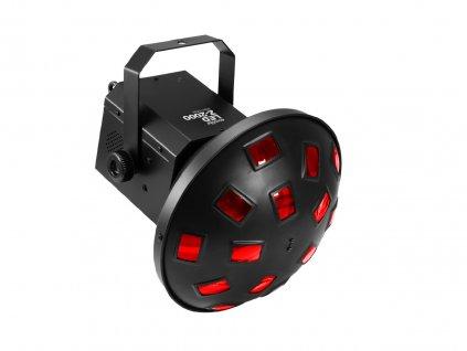 EUROLITE LED Z-2000 5x 10W RGBWA, paprskový efekt