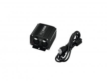 Eurolite USB Interface pro 2x 512 DMX/Artnet