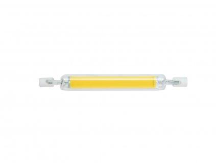 Omnilux LED 230V/7W R7s 118mm studená bílá 6500K
