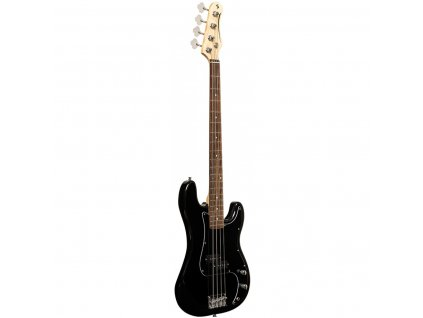 Stagg SBP-30 BLK, elektrická baskytara, černá