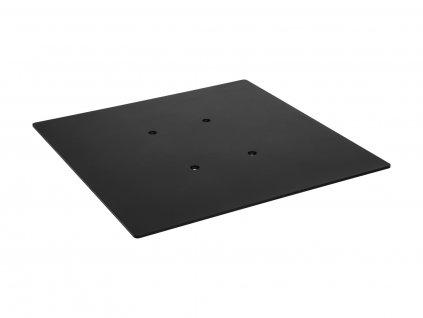 DECOTRUSS Quad, základová deska 500mm černá