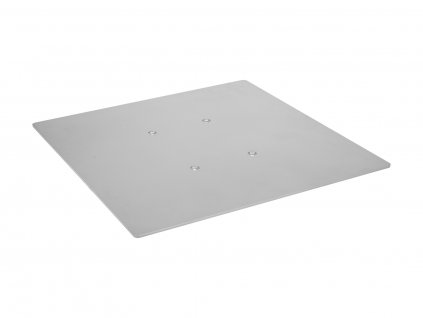 DECOTRUSS Quad, základová deska 500mm šedá