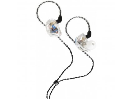 Stagg SPM-435 TR 4-driver, In-Ear sluchátka, transparentní