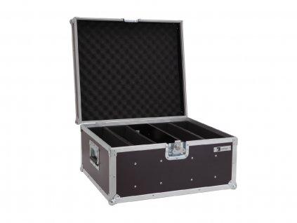 Roadinger Přepravní kufr pro 4x reflektor z kolekce Superstrobe