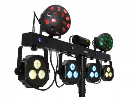 Eurolite LED KLS Laser Bar Next FX, světelná rampa